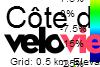 2D Elevation profile image for Côte du Pecq