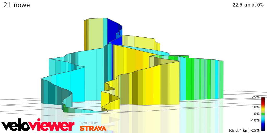 3D Elevation profile image for 21_nowe